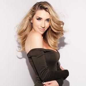 Olivia Berreras Miss Glendale USA