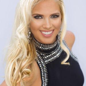 Brandi Weber Miss McCormick Ranch USA