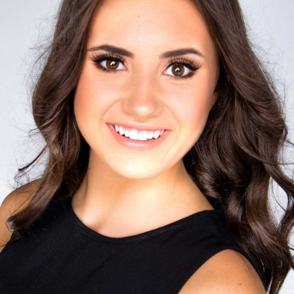 Lesya Feinstein Miss Centerville Teen USA