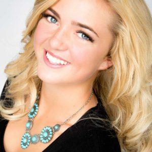 Michaela Boyette Miss Great Salt Lake Teen USA