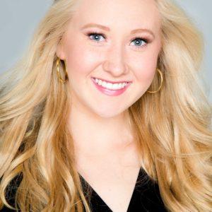 Kaitlyn McCall Miss North Salt Lake Teen USA