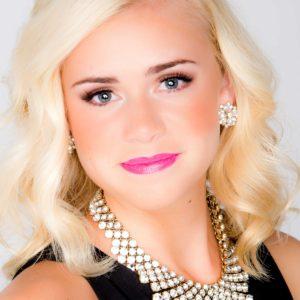 Natalie Moesinger  Miss Ogden Teen USA