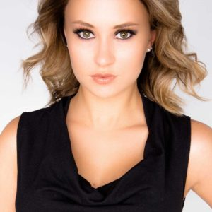 Victoria Lynn  Miss Salt Lake County USA