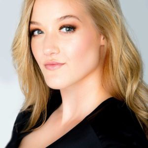 Kaitlyn Rowberry  Miss West Valley Teen USA