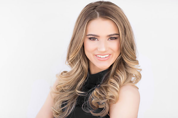 Natalie McCasland MISS COPPER STATE TEEN USA