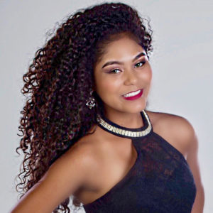 Morian Richards MISS MESA TEEN USA