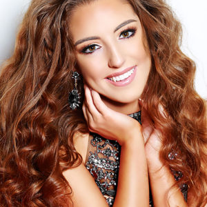 Sophia Salome MISS PARADISE VALLEY TEEN USA