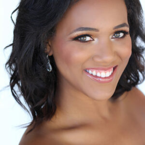 Keysia Curry MISS EAST VALLEY USA